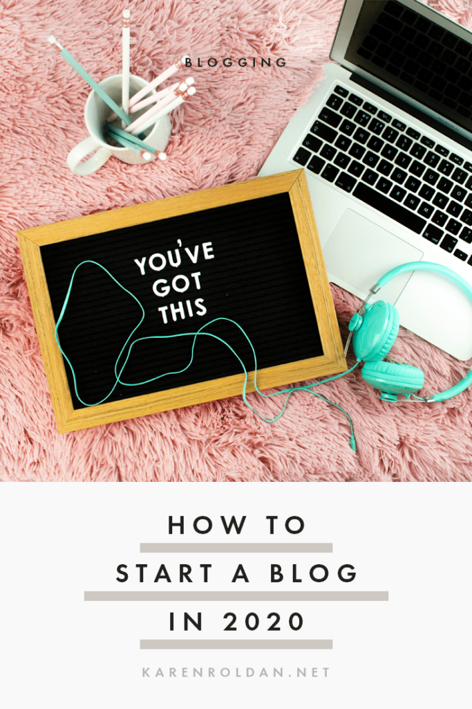 Regardless if a lot of people now are blogging, you should still start your own blog. You only need 5 simple steps on how to start your blog from scratch.