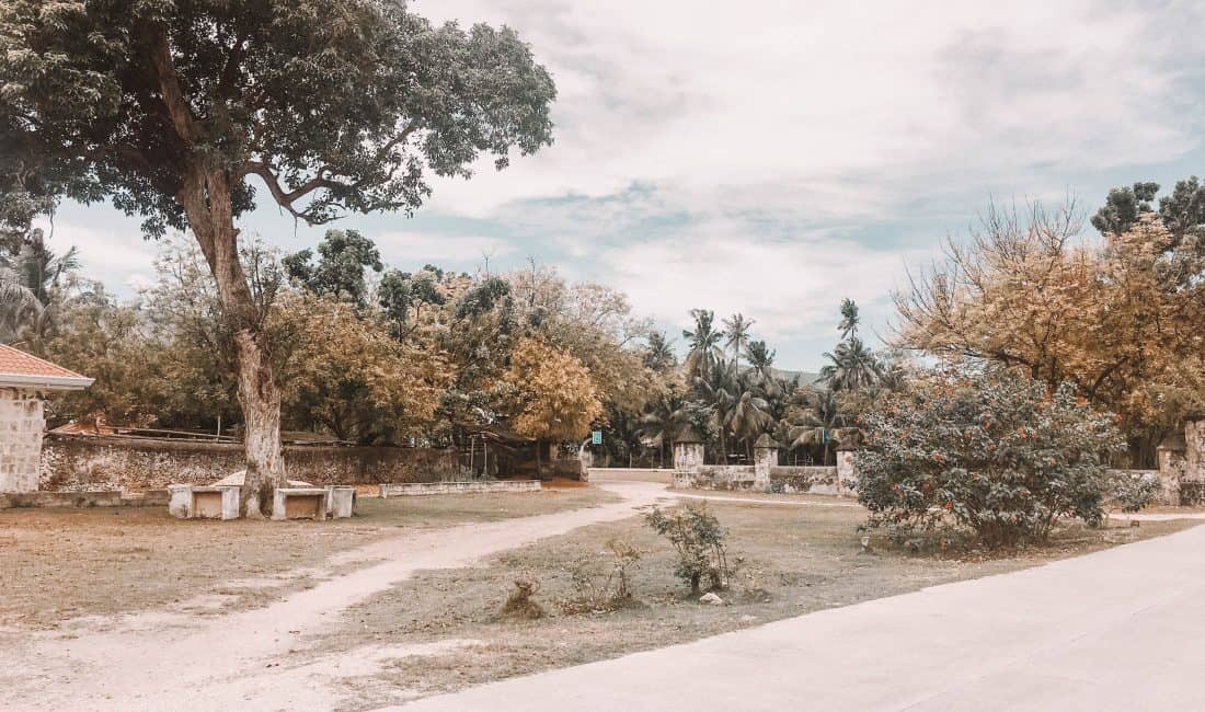 A Visit To Cebu's Historical Place: Cuartel and Baluarte