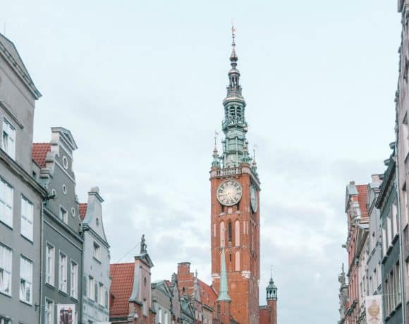 Gdansk Town Hall Tower
