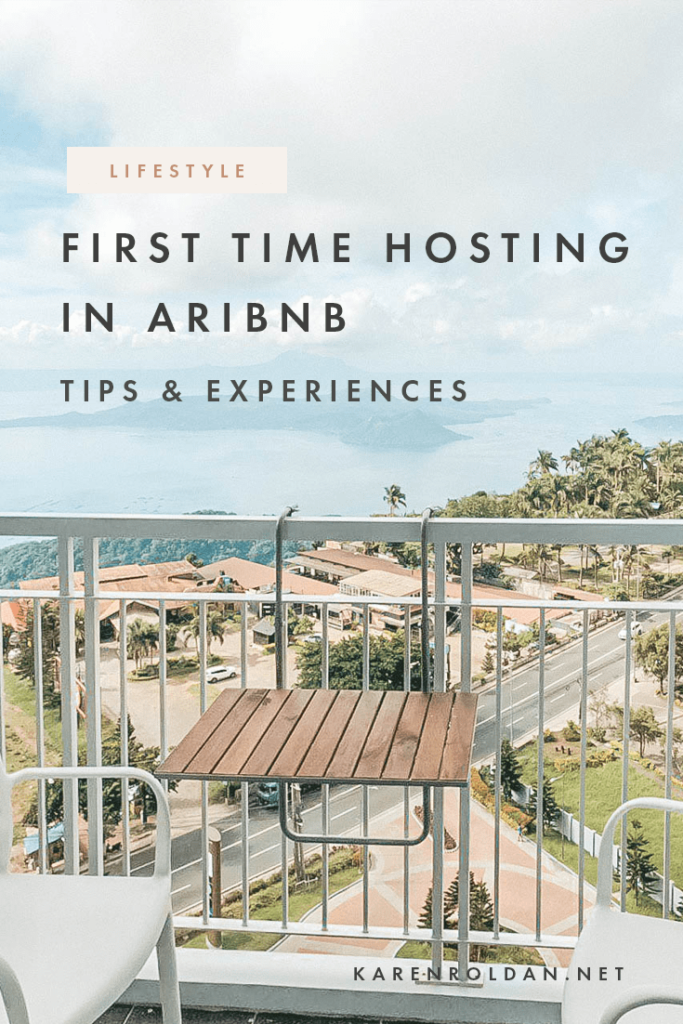 It is our first time hosting in Airbnb, and so far, we have good experiences. Though we are still in the early stages of hosting, here are some useful tips we learned. Overall, we still enjoy hosting in Airbnb despite the ups and downs, but we both decided that we will not do this again. At least not now. We would still prefer long-term leases over hosting in Airbnb.