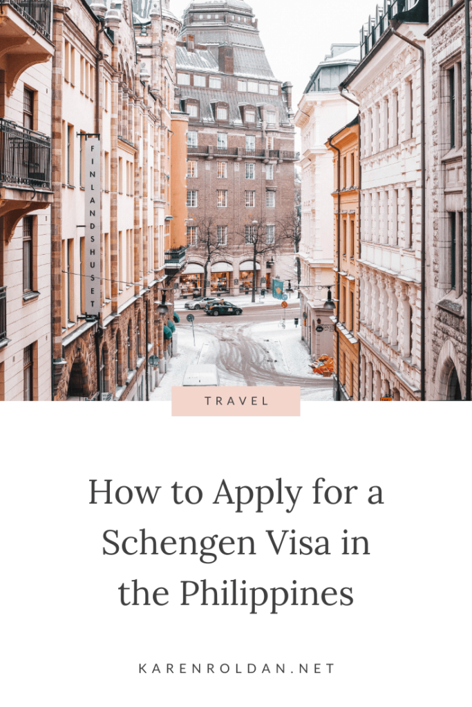 Planning to travel to Europe? Here's a detailed step-by-step guide on how to apply for a Schengen Visa in the Philippines.