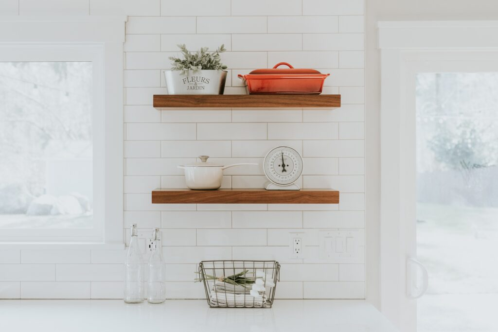 Productive Things To Do At Home When Bored - Organize Your Kitchen - Karen Roldan