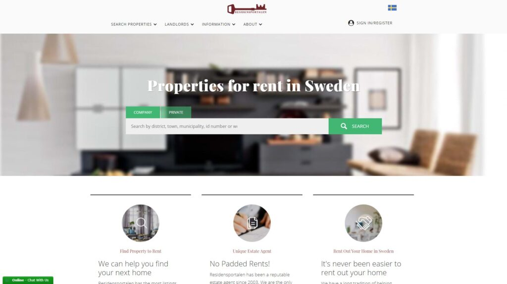 How to Find an Apartment For Rent in Stockholm 13
