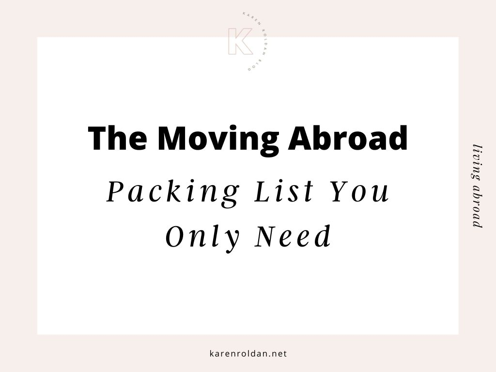 moving-abroad-packing-list